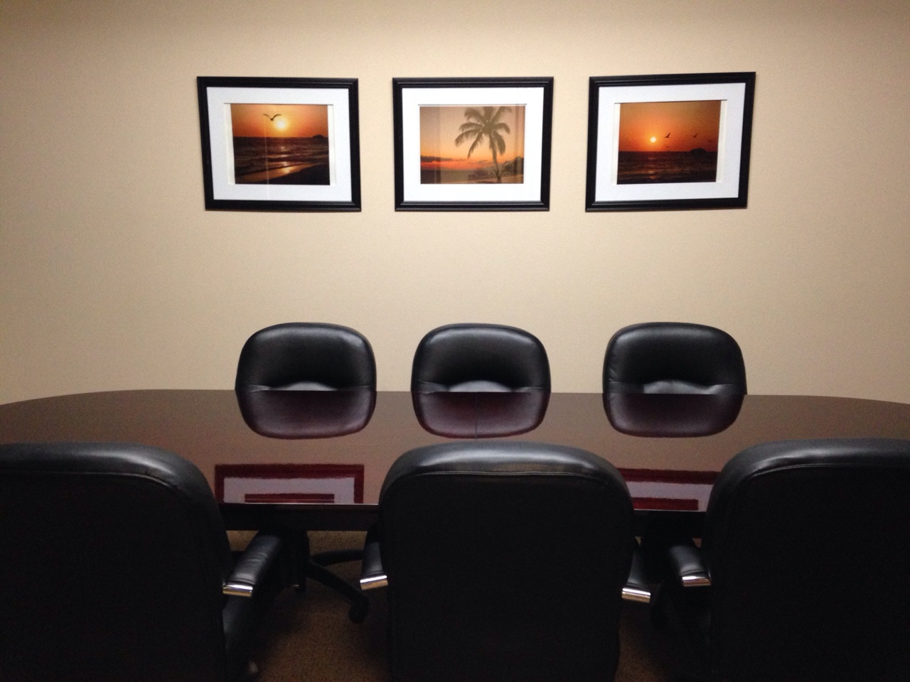 Conference Room – Executive Suites at Talega