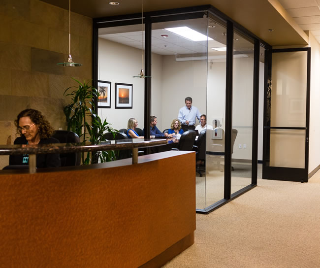 Virtual office at Talega Executive Suites in San Clemente, Orange County