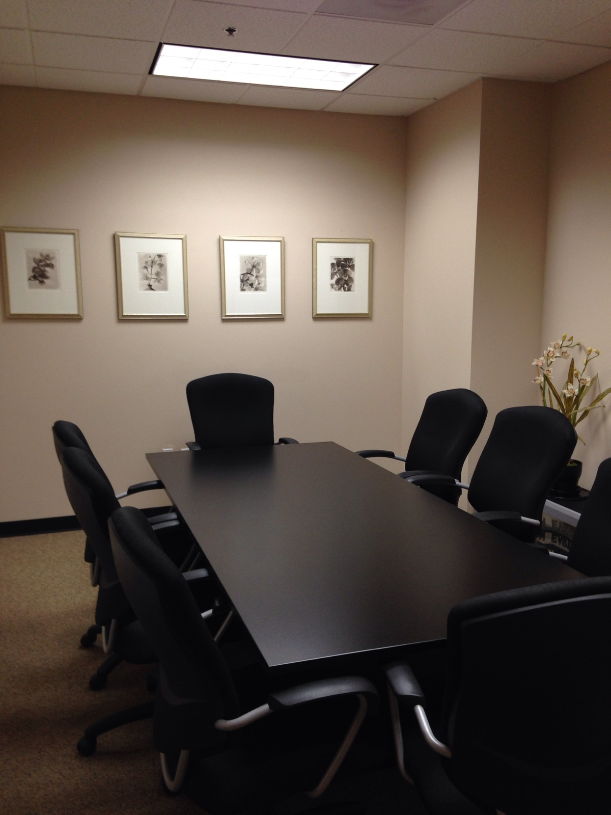 Conference Room Executive Suites At Talega - Mini conference table