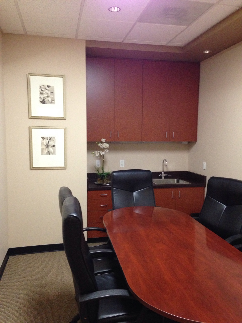 Conference Room Executive Suites At Talega - Whiteboard conference table