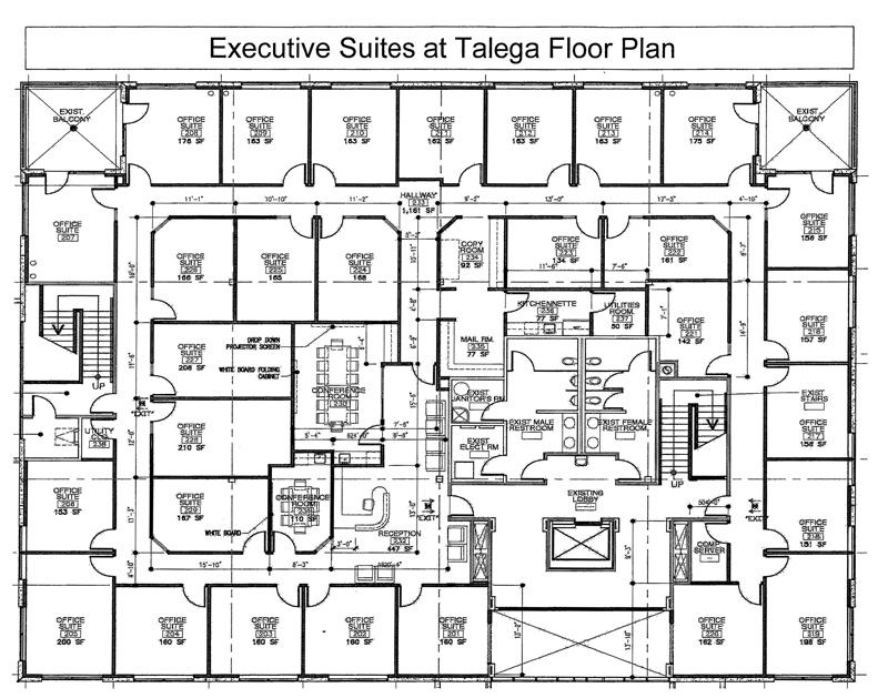 Talega Floor Plan